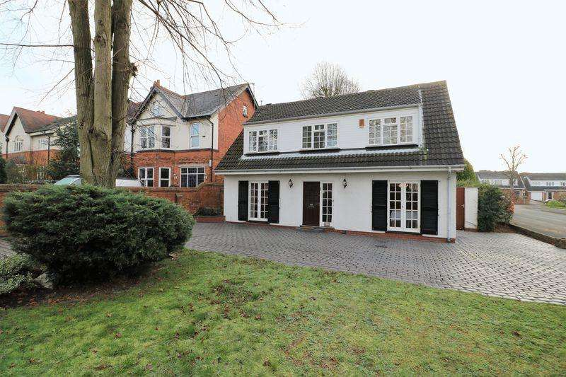 4 Bedrooms Detached House for sale in Mellish Road, Walsall