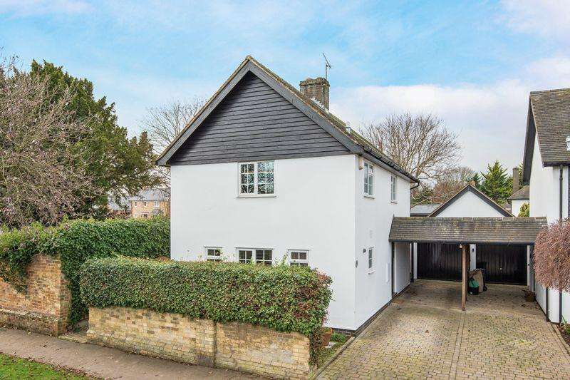 3 Bedrooms Detached House for sale in High Street, Silsoe