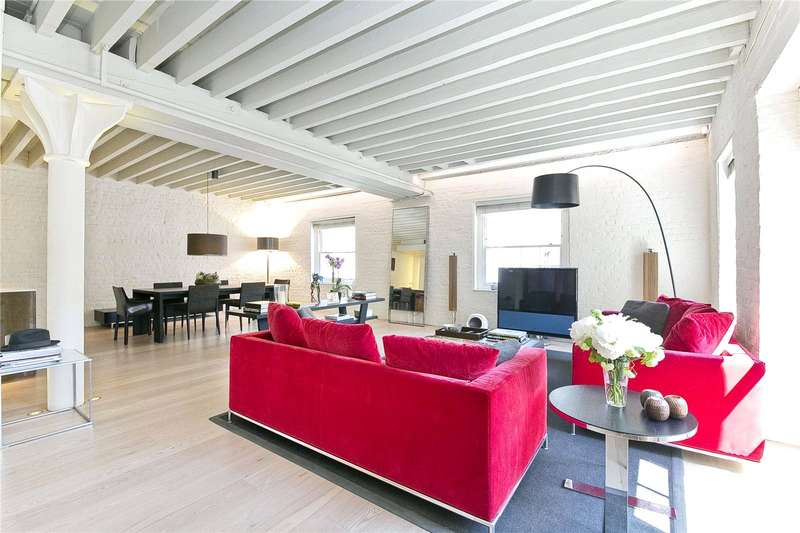 2 Bedrooms Flat for sale in The Tapestry Building, 16 New Street, EC2M