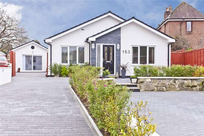 4 Bedrooms Detached Bungalow for sale in Lake Road, Hamworthy, Poole, BH15