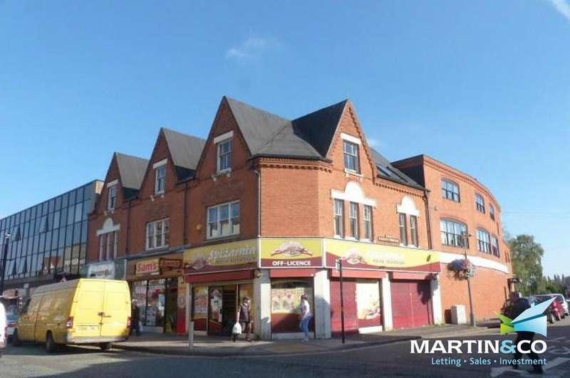 2 Bedrooms Apartment Flat for sale in Harrison Road, Erdington