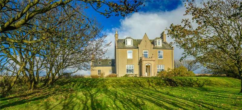 6 Bedrooms Detached House for sale in Slains House, Collieston, Ellon, Aberdeenshire, AB41