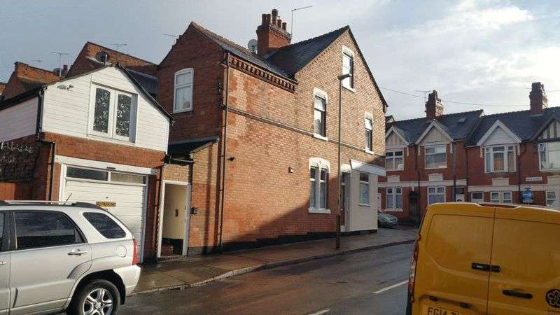 4 Bedrooms Property for sale in Breedon Street, Leicester