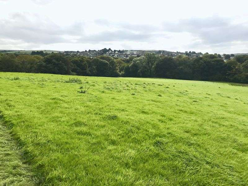 Property for sale in 60.36 Acres of Agricultural Land, Part of Preswylfa Farm, Neath