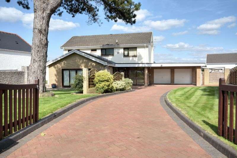 5 Bedrooms Property for sale in The Pines, Wick Road, Ewenny, Vale of Glamorgan