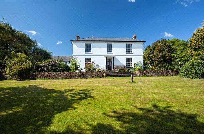 6 Bedrooms Detached House for sale in Ash Mill, South Molton, Devon