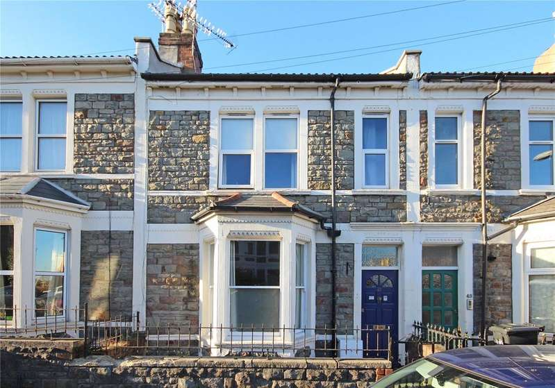 5 Bedrooms Terraced House for sale in Seymour Road, Bishopston, Bristol, BS7