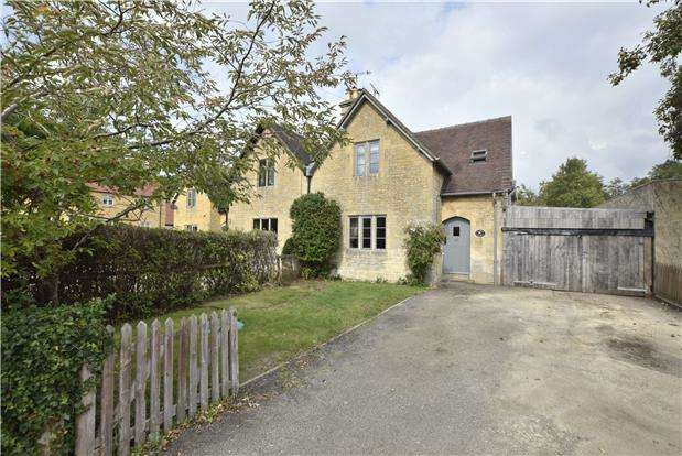 3 Bedrooms Cottage House for sale in Station Road, Andoversford, Cheltenham, GL54