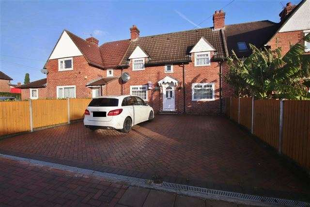 3 Bedrooms Terraced House for sale in Medina Road, Cosham, Portsmouth, Hampshire, PO6 3HD