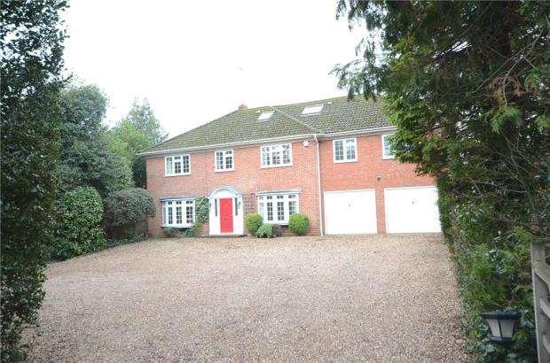 7 Bedrooms Detached House for sale in Finchampstead Road, Wokingham, Berkshire