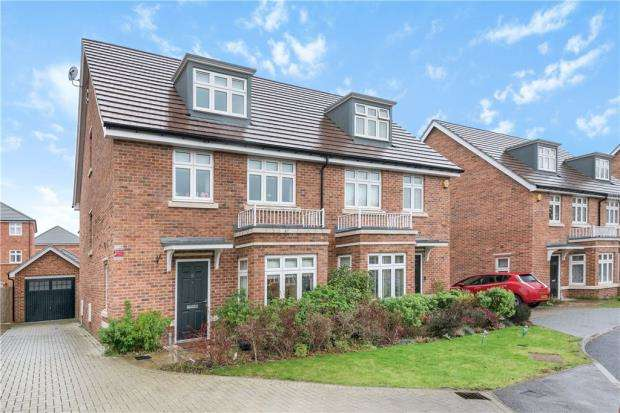 5 Bedrooms Semi Detached House for sale in Freshers Grove, Earley, Reading
