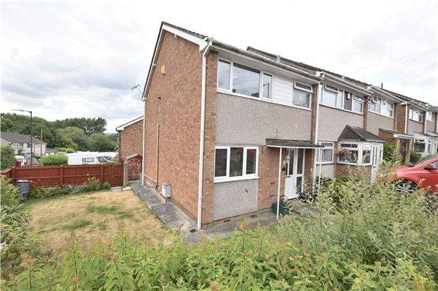 3 Bedrooms End Of Terrace House for sale in Battens Lane, St George, BS5 8TG