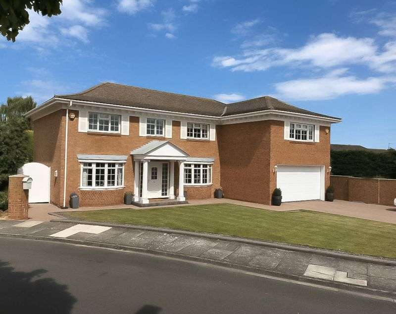 5 Bedrooms Property for sale in Hardwick Court, Hartlepool