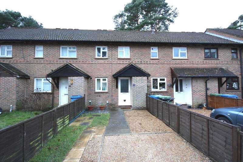 2 Bedrooms Terraced House for sale in Coombe Pine, Crown Wood