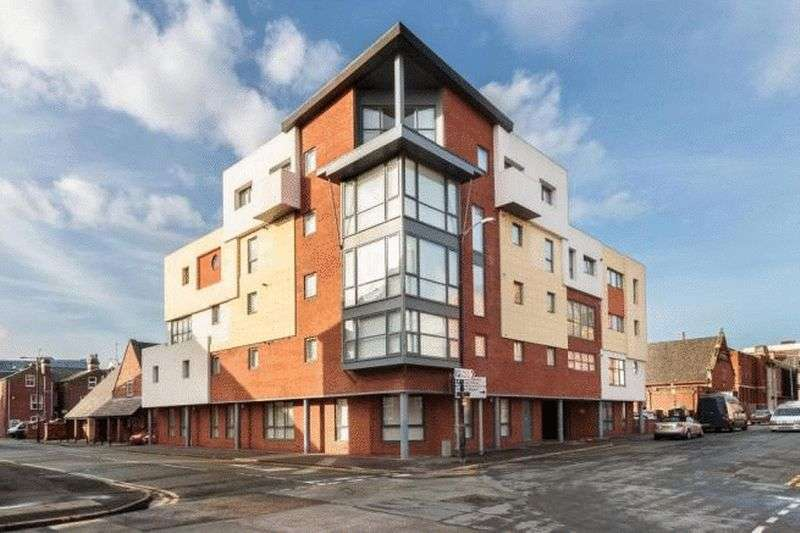 1 Bedroom Property for sale in Winmarleigh Street, Warrington