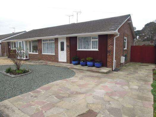 2 Bedrooms Property for sale in Maryland Close, Townhill Park, SO18 2DX