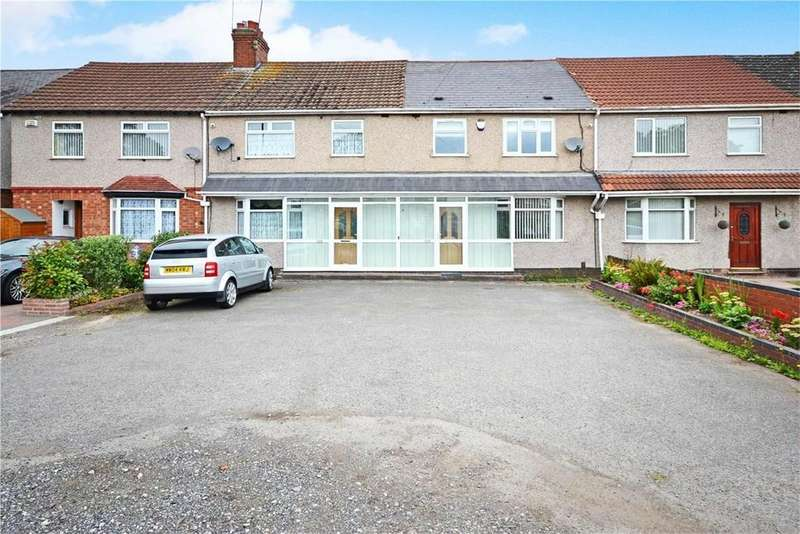 5 Bedrooms Terraced House for sale in Walsgrave Road, Coventry, West Midlands, cv2