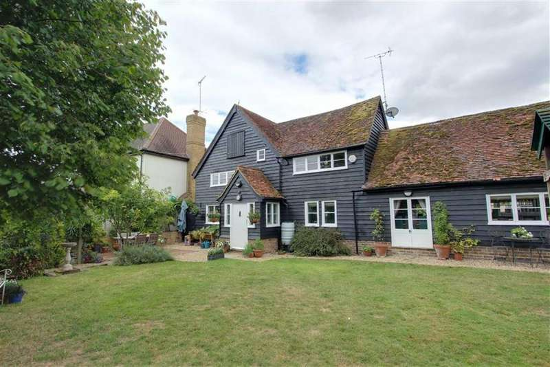 4 Bedrooms Barn Conversion Character Property for sale in Edlesborough, Buckinghamshire