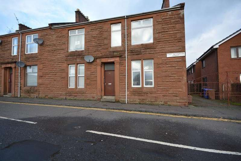 1 Bedroom Flat for sale in East Netherton Street, Kilmarnock, KA1