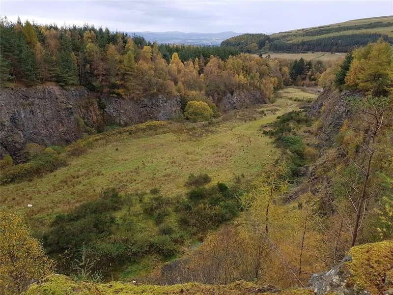 Land Commercial for sale in Burnside Quarry, Newtyle, Angus