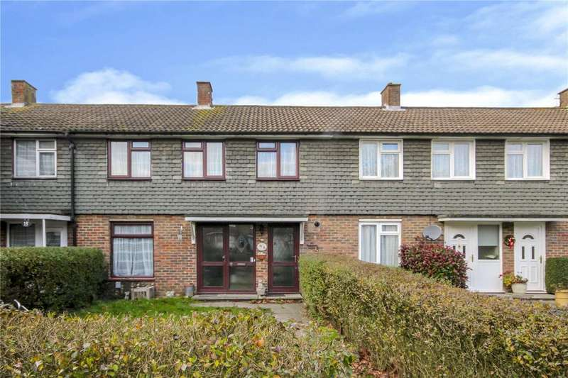 3 Bedrooms Terraced House for sale in Clayton Grove, Bracknell, Berkshire, RG12