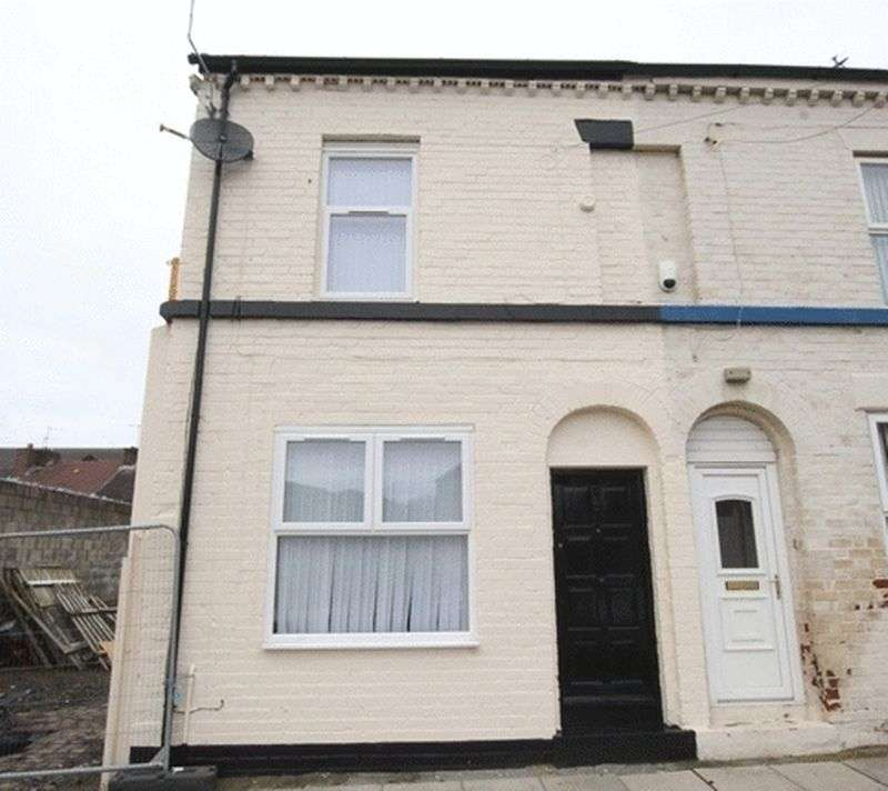 Properties For Sale In Liverpool, Dombey Street Liverpool