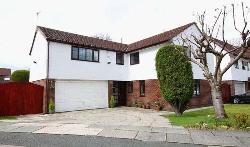 5 Bedrooms Property for sale in Highgrove Park, Grassendale, Liverpool, L19