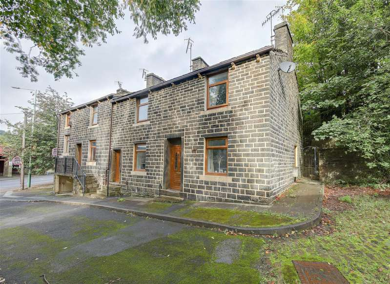 2 Bedrooms End Of Terrace House for sale in Baron Street, Rawtenstall, Rossendale