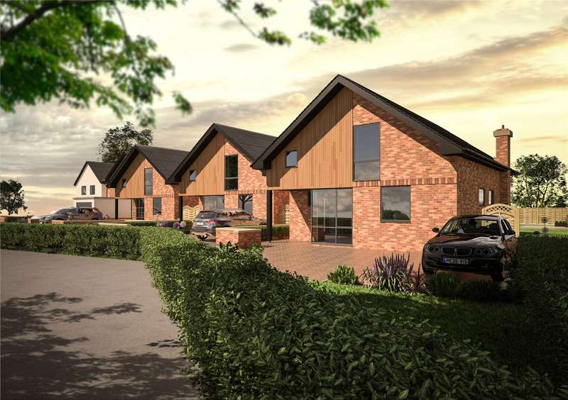 4 Bedrooms Detached House for sale in The Birches, Bratton Road, Bratton, Telford, TF5