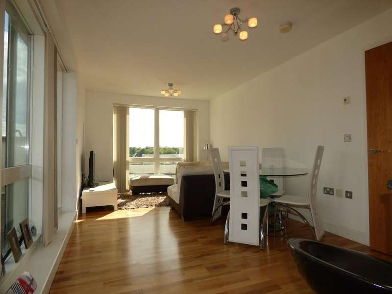 2 Bedrooms Apartment Flat for sale in Hemisphere, 15 The Boulevard