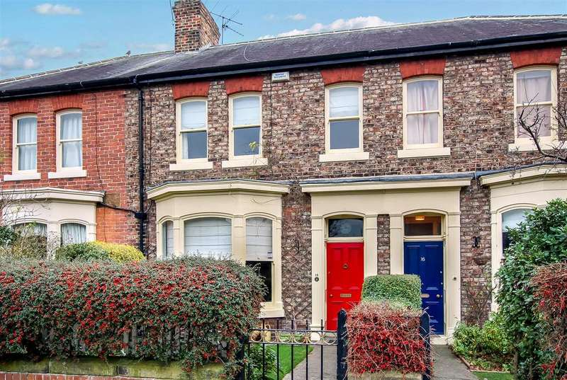 4 Bedrooms Terraced House for sale in Albert Road, Eaglescliffe, Stockton-On-Tees