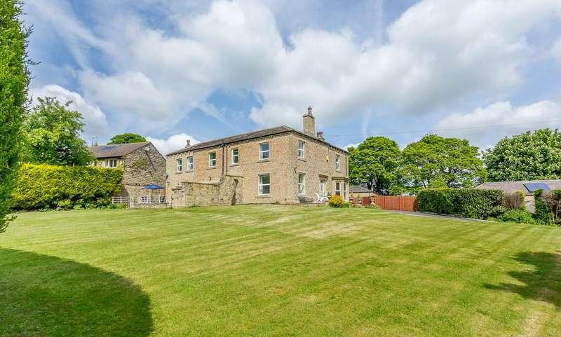 6 Bedrooms Detached House for sale in Station Road, Skelmanthorpe, Huddersfield