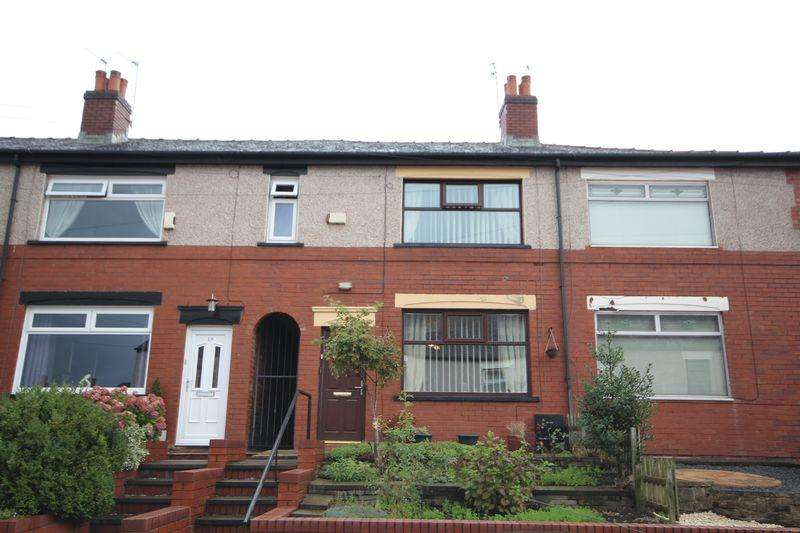 2 Bedrooms Town House for sale in CLARENDON STREET, Lowerplace, Rochdale OL16 4UB