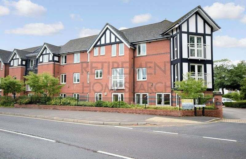 1 Bedroom Property for sale in Chatsworth Court, Ashbourne, DE6 1PF