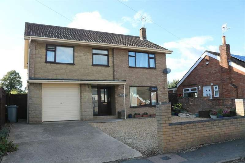 4 Bedrooms Detached House for sale in Victoria Place, BOURNE, Lincolnshire