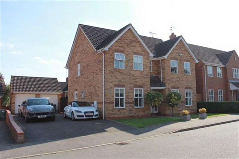 4 Bedrooms Detached House for sale in Brambling Walk, Rippingale, BOURNE, Lincolnshire