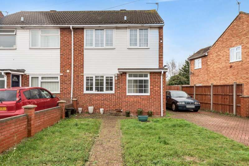 3 Bedrooms House for sale in Slough, SL1, SL1