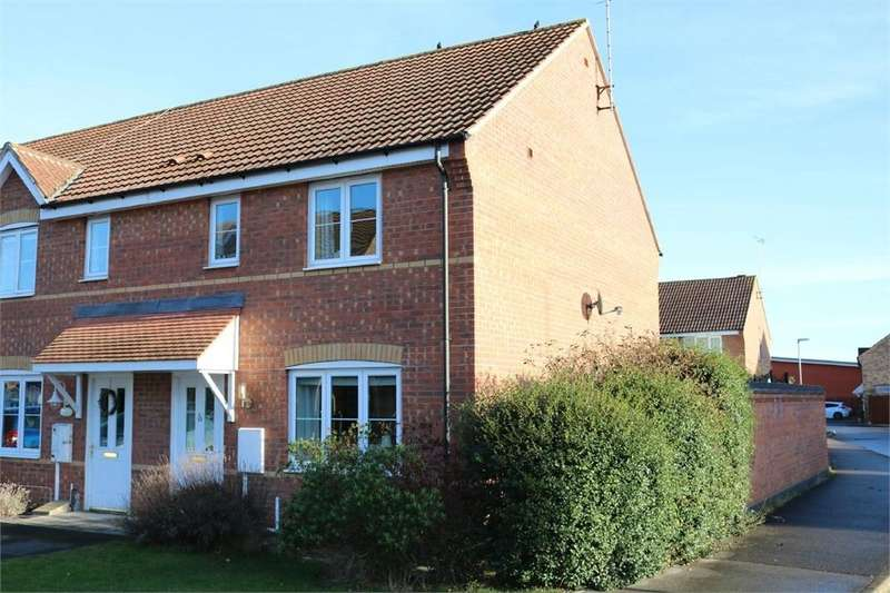 3 Bedrooms Detached House for sale in 10 Thyme Avenue, BOURNE, Lincolnshire