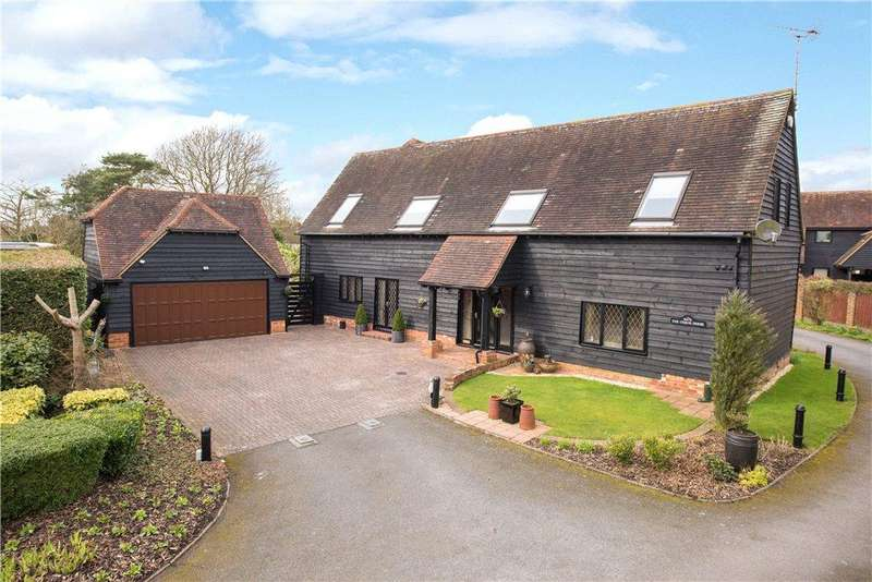 5 Bedrooms Barn Conversion Character Property for sale in Grainge Chase, Little Horwood Road, Great Horwood, Buckinghamshire