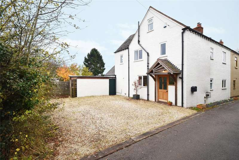 4 Bedrooms Semi Detached House for sale in Whinfield Road, Dodford, Bromsgrove, Worcestershire, B61