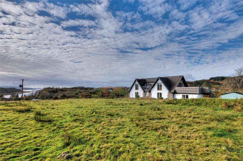 3 Bedrooms Detached House for sale in Cladach, Ardlarach Road, Ardfern, Lochgilphead, Argyll and Bute, PA31