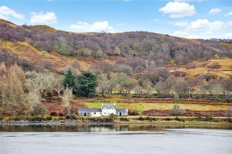 3 Bedrooms Detached House for sale in The Old Smithy, Connel, Oban, Argyll and Bute, PA37