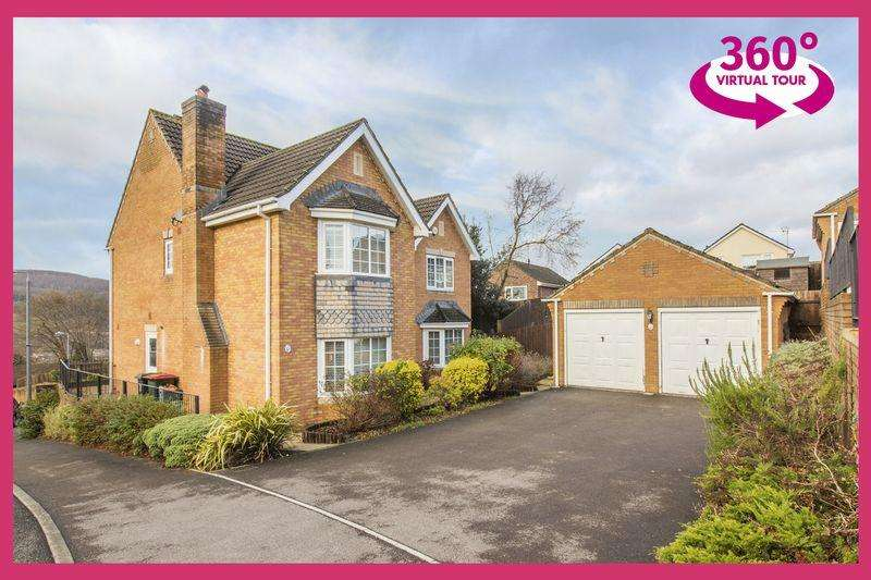 4 Bedrooms Detached House for sale in Great Oaks Park, Newport - REF#00005804 - View 360 Tour At: http://bit.ly/2Csxxxi