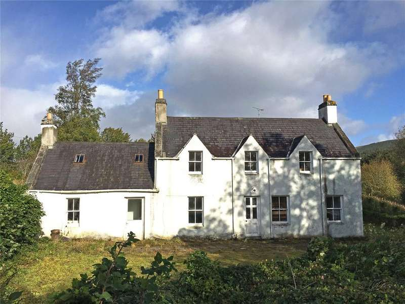 4 Bedrooms Detached House for sale in The Old Post Office, Rosehall, Lairg, Highland