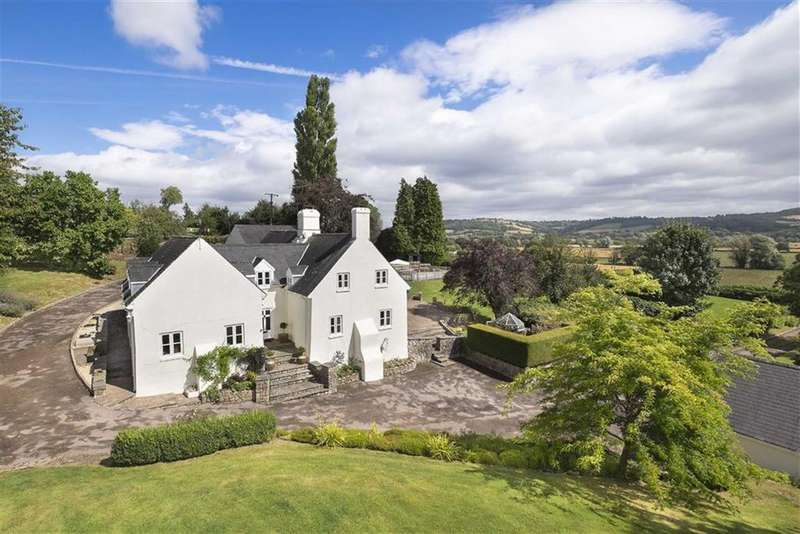 5 Bedrooms Detached House for sale in Usk