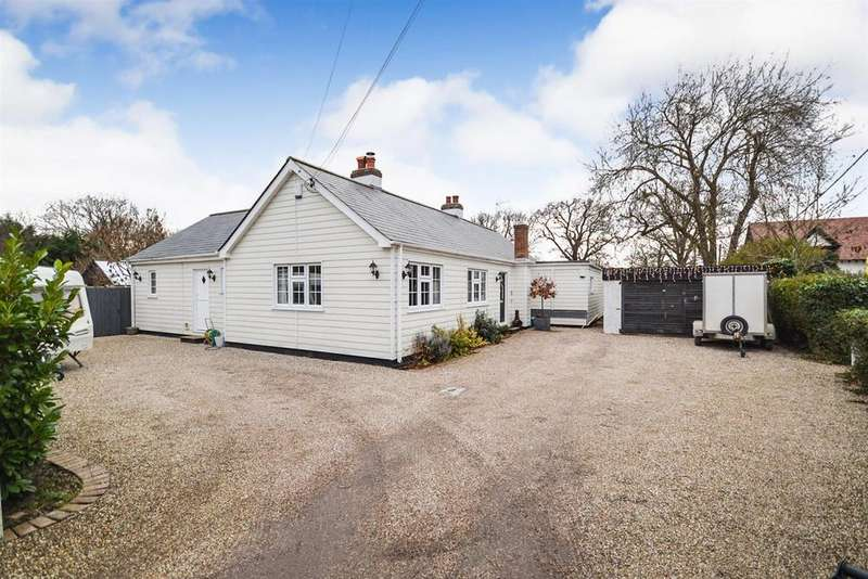 4 Bedrooms Detached Bungalow for sale in Stoney Hills, Burnham-on-Crouch