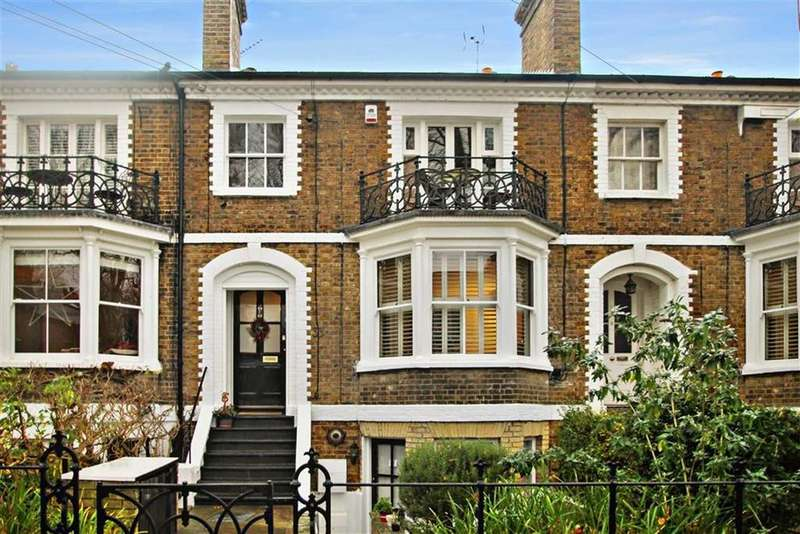 4 Bedrooms House for sale in Cambridge Road, Southend On Sea