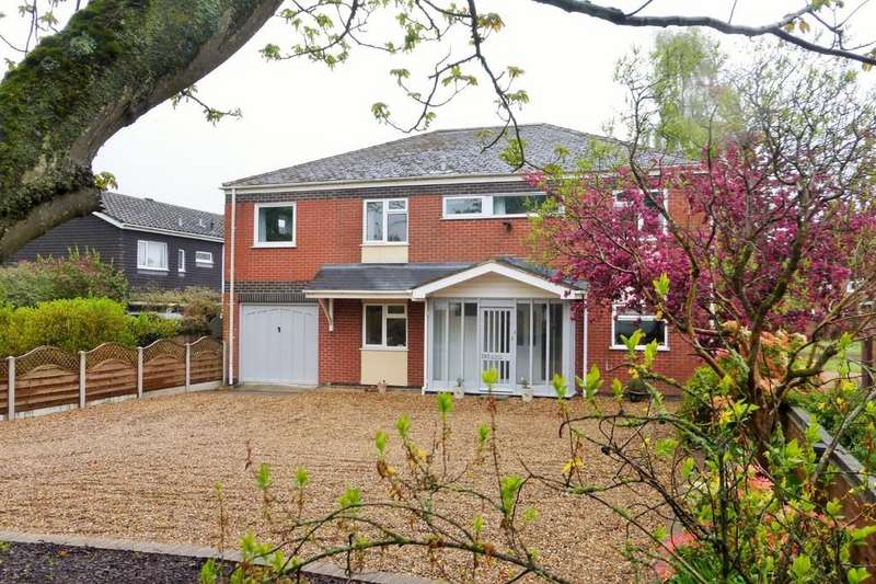 5 Bedrooms Detached House for sale in Hellesdon