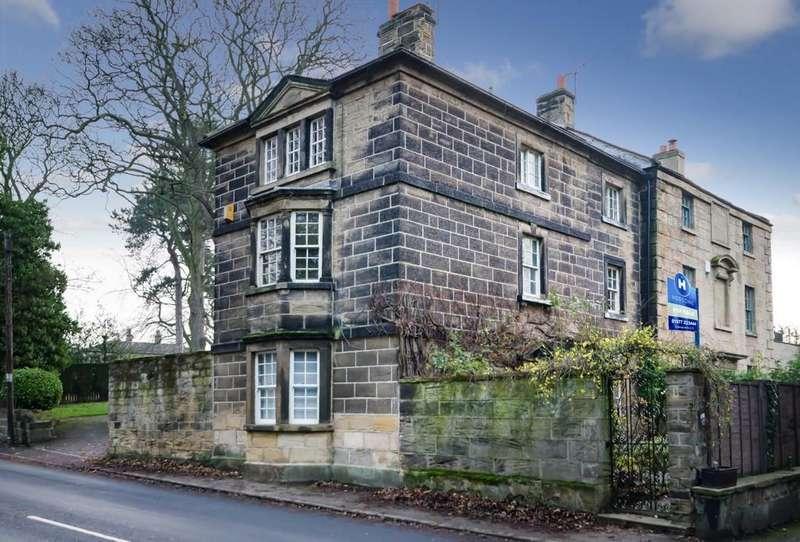 4 Bedrooms Semi Detached House for sale in Pontefract Road, Ackworth, Pontefract