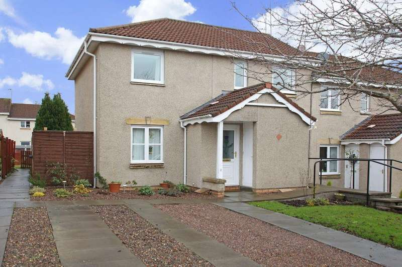 2 Bedrooms Flat for sale in 25 Castle Avenue, Gorebridge, EH23 4TH